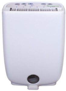 A desiccant dehumidifier - the Meaco DD8L