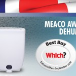 The award winning Meaco dehumidifiers